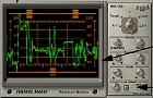 DV Rack waveform monitor