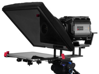 professional iPad teleprompter hardware